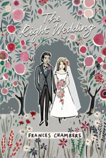 The Right Wedding Book Cover